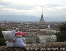 Devio in love in Turin by dtredici