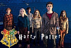 Harry Potter Poster by blue98
