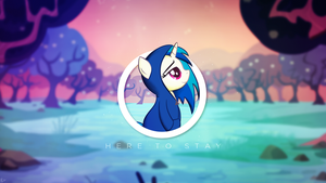 Here To Stay ~ Wallpaper by Karl97