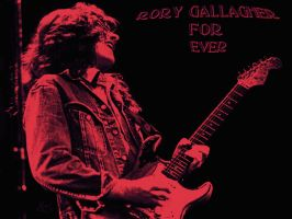 Rory Gallagher by troikas