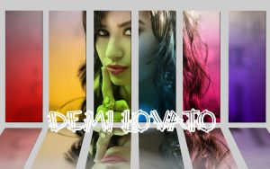 Demi Lovato Wallpaper by KrisPS