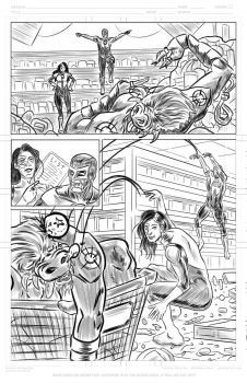 2017 DC Talent Workshop Submission Page 5 by AndyMichaelArt