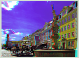 Goerlitz in the state of Saxony 3D :: DRi Anaglyph by zour