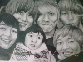SHINee Hello Baby by kpopfanalice