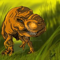 Trex by TaiOMega