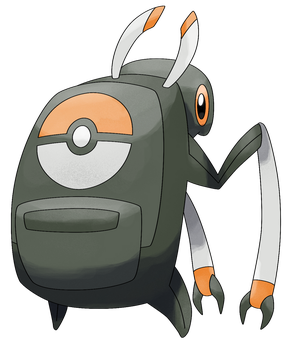 #043 Bugpag by Smiley-Fakemon