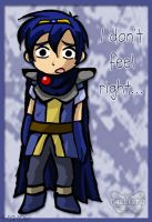 Wind Waker Marth by CallistoHime
