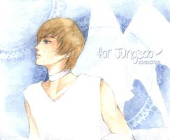 ..for Jungsoo.. by kasumivy
