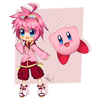 Kirby! by Anini-Chu