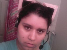 Better Pic: Jigglypuff Headset by chaoticlatina