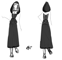 Graduation dress 2.0 [edit] by Heartendusk