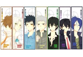 KHR bookmarks 3 by wndyxxox