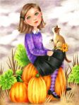 Pumpkin Patch Day by carmenmedlin