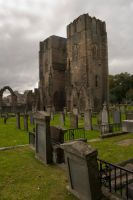 Scottish Church Ruins - Stock by Sassy-Stock