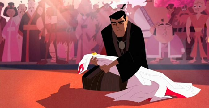 Samurai Jack  S5E10 -END- by rby121174