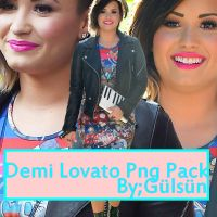 Demi Lovato Png Pack #1 by Gulsun-gonul111