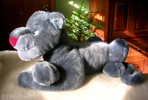 Jungle Book 2 Bagheera Plush by The-Toy-Chest