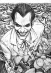 Joker's sLAUGHter.. by Arioanindito