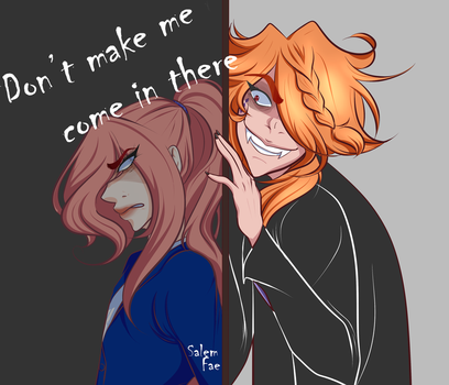 Meant To Be Yours by lapinae