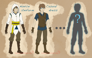 Malik's Outfits - 2 out of 8 by suki-red