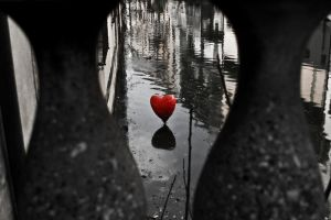 Lonely heart by dNaCl
