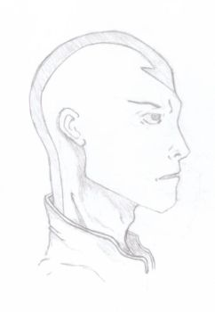 Grown Avatar - NoT Colored by d3ne