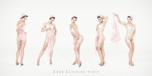 Evolution of Apron Striptease by AdamGaverluk