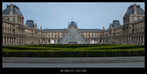 Musee du Louvre 2 by 3-Designs