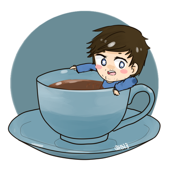 Tiny Louis by gucciwreck