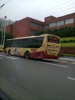 Chinese bus by eleczero