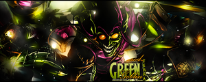 Green Goblin - Rod and Ferra Collab by RodTheSecond