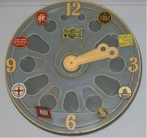 clock by resistancetoys