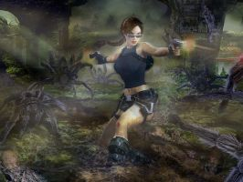 Underworld Lara in AOD Style by KissBite
