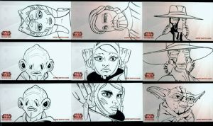 Clone Wars Widevision by grahamart