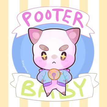 Pooter Baby by KittyCouch
