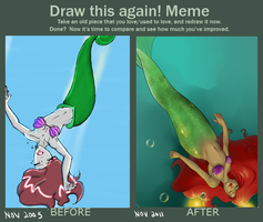 Draw This Again Meme by Kairorian