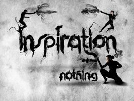 Inspiration is nothing by zepaulo