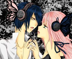 Magnet_vocaloid by xXDomino-chaXx