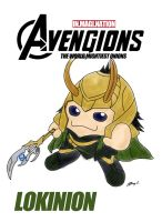 Loki Onion by JC-790514