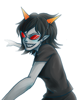 Quick Terezi Drawing by Kamden