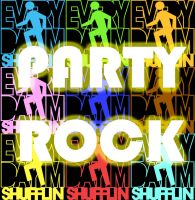 Party Rock Shuflin' by AmateurFanArtist
