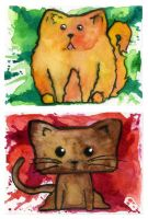 Cat-Cards by Creative-Caro