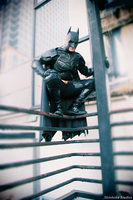 The Dark Knight Rises [Batman] by RisingParadise