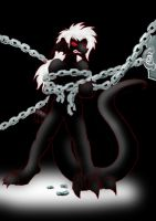 Break the chains by Dragon-Furry