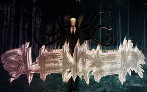 Slender Wallpaper by fueledbychemicals