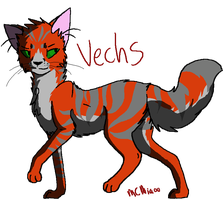 Vechs Cat by CannibalisticBeute