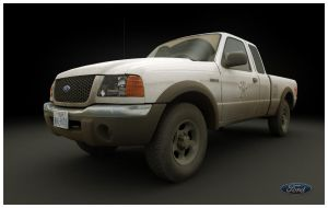 Ford Ranger by DCfly