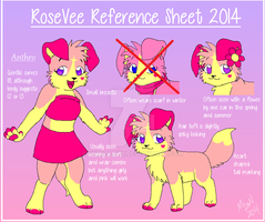 Summer Forme Rose Reference Sheet by xxMizanxx