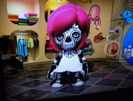 modnation racers calevera girl by badcop69