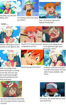 The Letter from Kalos. by Pokecomicnewb
